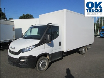 IVECO Daily 35S16 Koffer/LBW KLIMA - фургон с закрытым кузовом