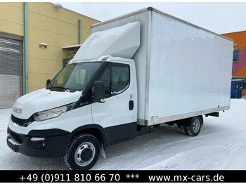 Iveco Daily 35c15 3.0L Möbel Koffer Maxi 4,75 m. 26 m³  - фургон с закрытым кузовом