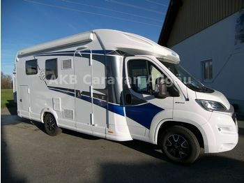 Дом на колёсах Knaus LIVE Wave 650 MX Queensbett
