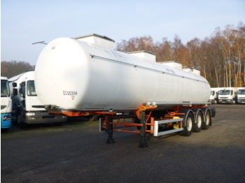 BSLT Chemical tank inox 26.3 m3 / 1 comp - полуприцеп-цистерна