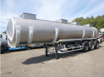 BSLT Chemical tank inox 27.8 m3 / 1 comp - полуприцеп-цистерна