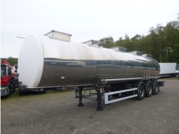 BSLT Chemical tank inox 33 m3 / 1 comp - полуприцеп-цистерна