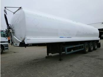 EKW Fuel tank 40 m3 / 2 comp + PUMP / COUNTER - полуприцеп-цистерна