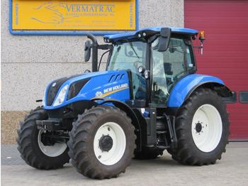 New Holland T6.145AEC - колёсный трактор