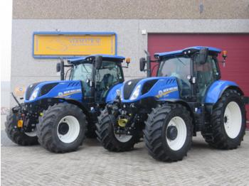New Holland T7.210AC - колёсный трактор