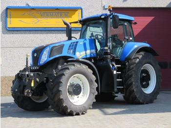 New Holland T8.435 - колёсный трактор