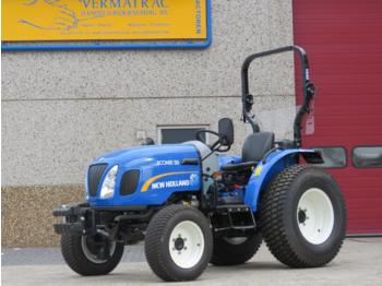New Holland Boomer 50 - минитрактор
