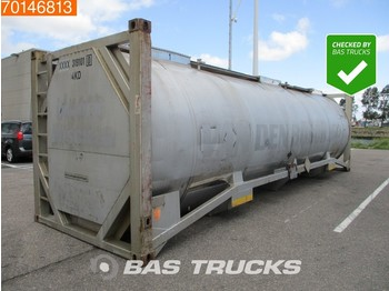 Schwingenschloge Chemical 30ft 30Ft 31.000Ltr 3 comp. 316 - сменный кузов - фургон