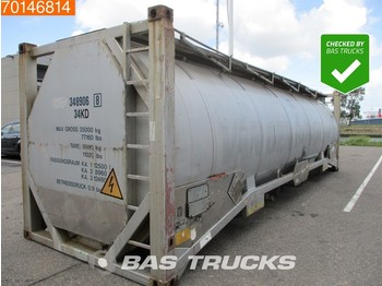 Schwingenschloge Chemical 30ft 30Ft 34.000Ltr 3Comp 316 - сменный кузов - фургон
